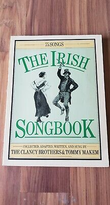 75 songs the irish songbook Clancy brothers 1969