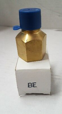 New Ashcroft Pressure Snubber - 12 Npt 50 - 1112be 1112b