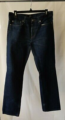A.P.C Rescue Men's New Standard Selvedge Jeans Size 31 X 31