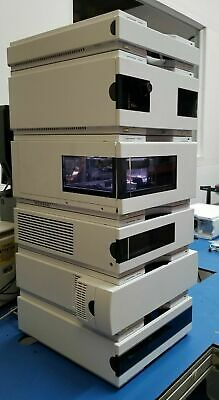 Agilent 1200 Series Hplc System W Bin Pump 600 Bar Dad Hip-als Fcals Tcc