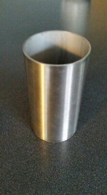 Stainless Steel Tube 4 12 L X 2 12 O.d