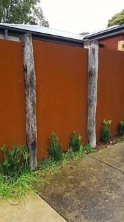 Metal laser cut rust Solid Rust feature wall panel steel