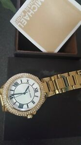 USED ORIGINAL MICHAEL KORS WATCH  $100