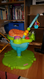 Baby-toddler Fisher Price play activity centre