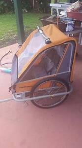 Bike trailer for kids Belfield Canterbury Area Preview