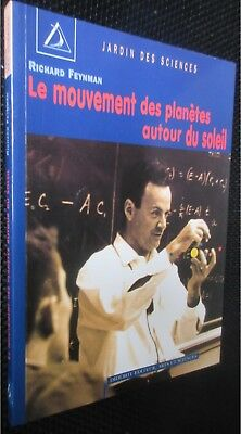 The movement of the planets around the sun by R Feynman Diderot editor 1997