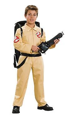 Jungen Ghostbuster Film Luxus Kostüm & Rucksack RU883418MD