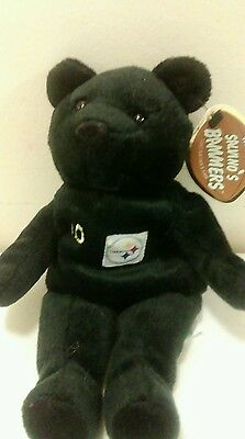Salvino's Bammers Steelers #10 Stewart Bean Bag Plush 9 inches with tag