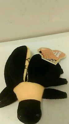 Ali Salvino's Bammers Ali Bee Bean Bag Plush 5 inches with tag