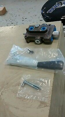 Hv4012 Ford Tractor Hydraulic Valve Free Shipping