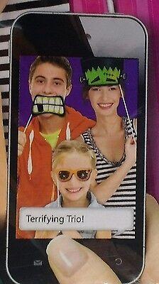 Spooky Halloween Stuff (ArtSkills SPOOKY STUFF Photo Booth Props 3 Paper Props Glasses Teeth Franke )