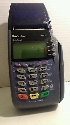 Verifone Vx510 Used Credit Card Machine Parts Only