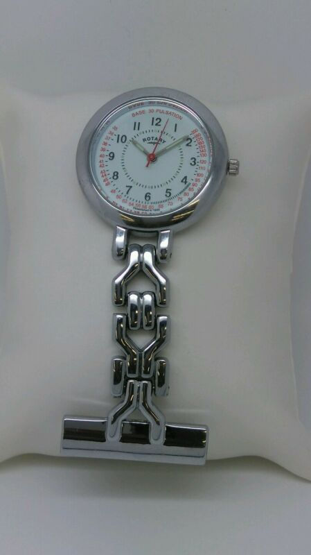 Rotary nurse fob watch USED