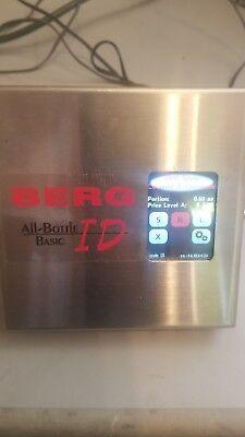 Berg Liquor Systems Abid Dispenser All Bottle Id