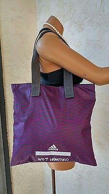 Adidas by Stella McCartney Not Wasted Medium Gym Tote Bag Shopper