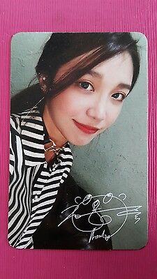 APINK EUNJI Official Photocard DEAR Special Album Photo Card EUN JI 은지