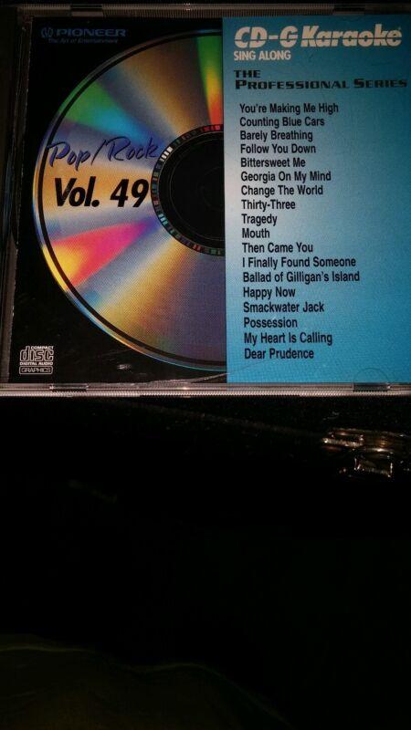 pioneer karaoke cdg