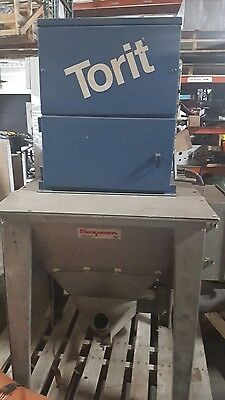 Donaldsontorit Dust Collector Model 50cab 208-230-460 Volts 60hz 3450 Rpm