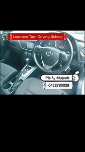 Learners Turn Driving School Footscray Maribyrnong Area Preview