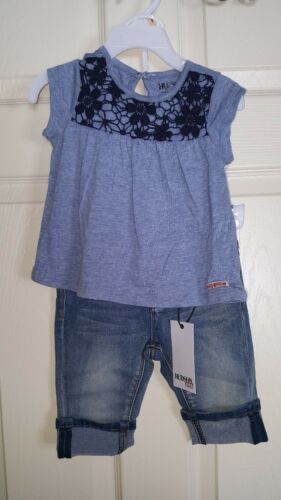 Hudson Baby Baby Girls' 2-Piece Outfit 2T. Nwt $59