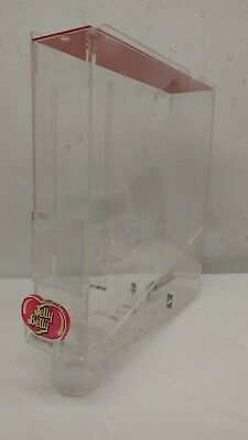 Jelly Belly Bean Candy Store Dispenser Display Commercial Grade Acrylic