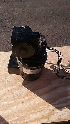 Bison Gear Motor 16 Hp Mn 508-02-133 Used