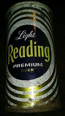 Rare Light Reading Premium Beer Can 12 Oz
