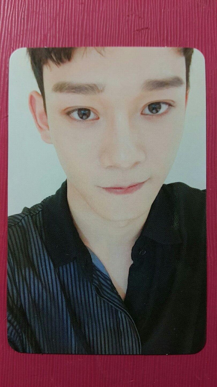 Exo Chen Official Photocard 2 Special Album For Life Korea Press Photo Card ̲¸