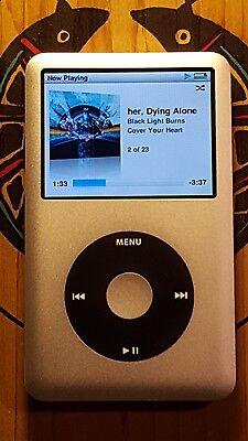 REFURBISHED !Apple iPod classic (80 GB)  THIN 6TH GENERATION