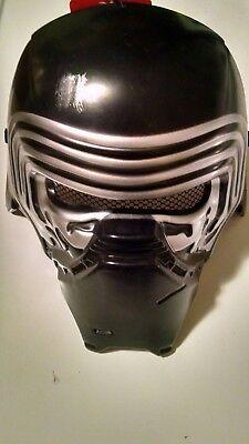 Star Wars Darth Vader Mask Dark  (Dark Vader Mask)