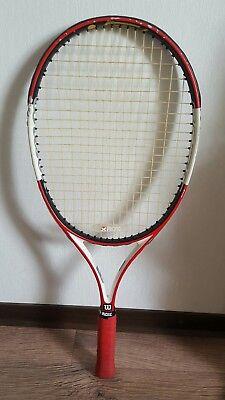 Kinder Wilson Pacific PRO STAFF 25 - Turnier Junioren Tennisschläger 63,5 cm  gebraucht kaufen  Aulosen
