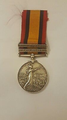 south africa 2 clasp medal coldsteam guards