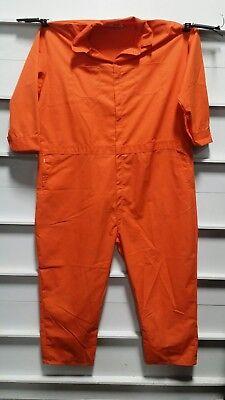 Anchor Textile Coverall Orange Size62 100 Cotton Skbawa-b093