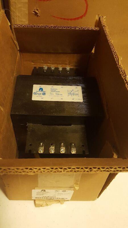 ACME TRANSFORMER TA-2-81008 TA281008 1500VA 1.5KVa  *NEW IN A BOX*