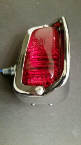 Hella red lens brake light bumper mount vintage vw bus bug bmw e30 m3 2002 tii