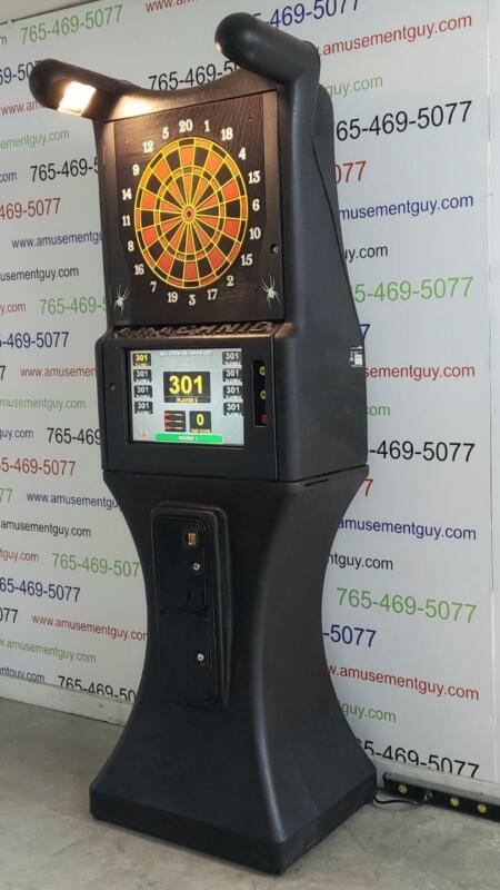 Galaxy 2 by Arachnid - Commercial Coin Operated Dart Board