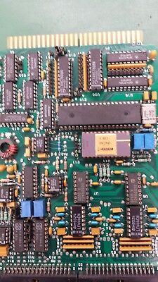 Electrovert Analog Io Board Rorbotrol Corp 2020222b Speedline Technologies Epk
