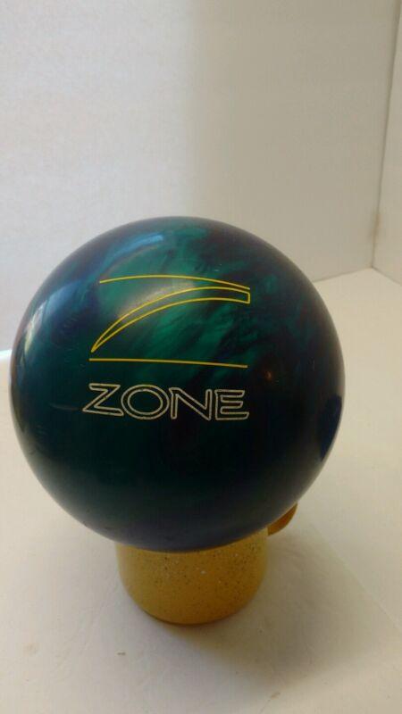 Brunswick Zone Bowling Ball Vintage