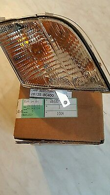 Nissan Micra K12,LH front indicator lamp.New genuine part.26135-BC400.