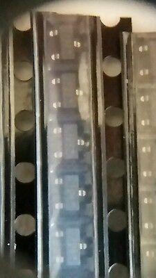 100pcs 2n7002 Transistor N-channel 60v115ma Mosfet On Semi Usa Seller Sot-23