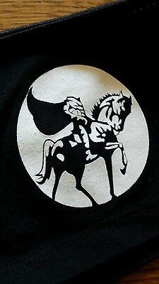 Headless Horseman Halloween Tarrytown NY collectible black boyshort hipster S - Tarrytown Halloween