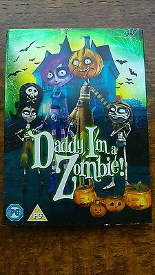 Daddy I'm a Zombie DVD - Great for a rainy Halloween! - Great Pg Halloween Movies