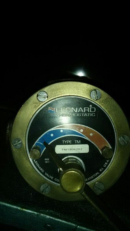 Leonard Thermostatic Mixing Valve TM 1506202