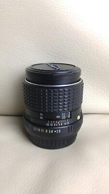 PENTAX-M SMC  1:2.8 100mm MF Lens  for sale  Stamford