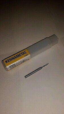 """KENNAMETAL N 51 CIRCUIT BOARD DRILL 1/88H. K-2106AX. """"NEW""""."""
