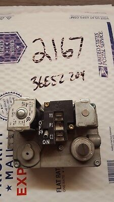 White Rodgers Furnace Gas Valve 36e52-204 025-31996-000 - Used Works Ships Fast