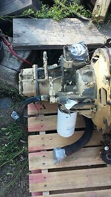 Ingersoll Rand 175 Compressor End 175 Cfm Air Compressor With Coupler