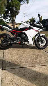 Yamaha FZ6R learner legal (derestricted) South Hurstville Kogarah Area Preview