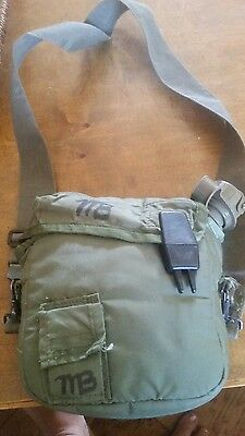 USGI MILITARY  POUCHES & 1 CANTEEN USED. Hiking Camping Halloween Costume!! - Hiking Halloween Costume