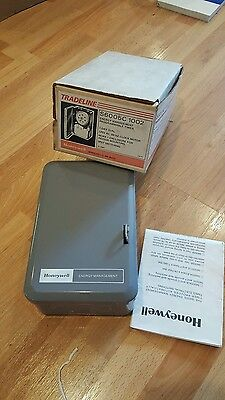 Nos Vintage Honeywell Tradeline Energy Management Programmable Timer S6005c 1002